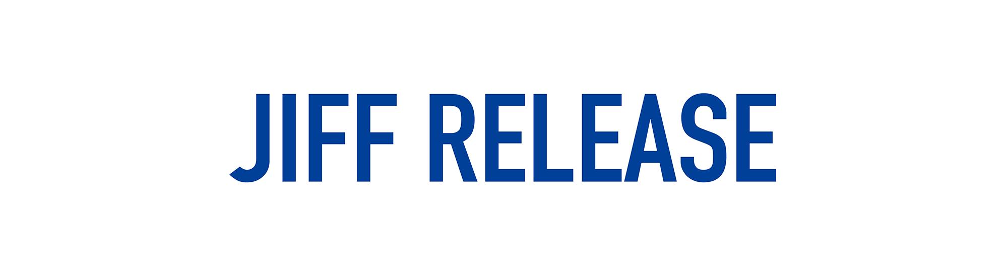 JIFFリリース