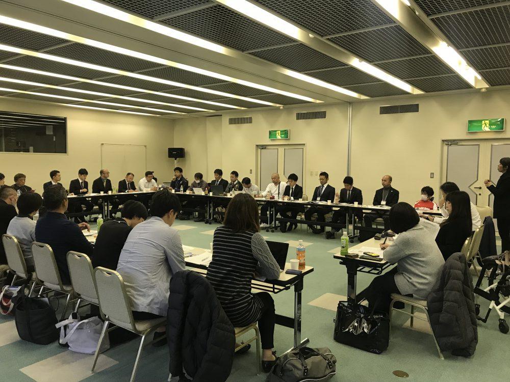 2019年度の九州での9地域障がい者サッカー連携会議