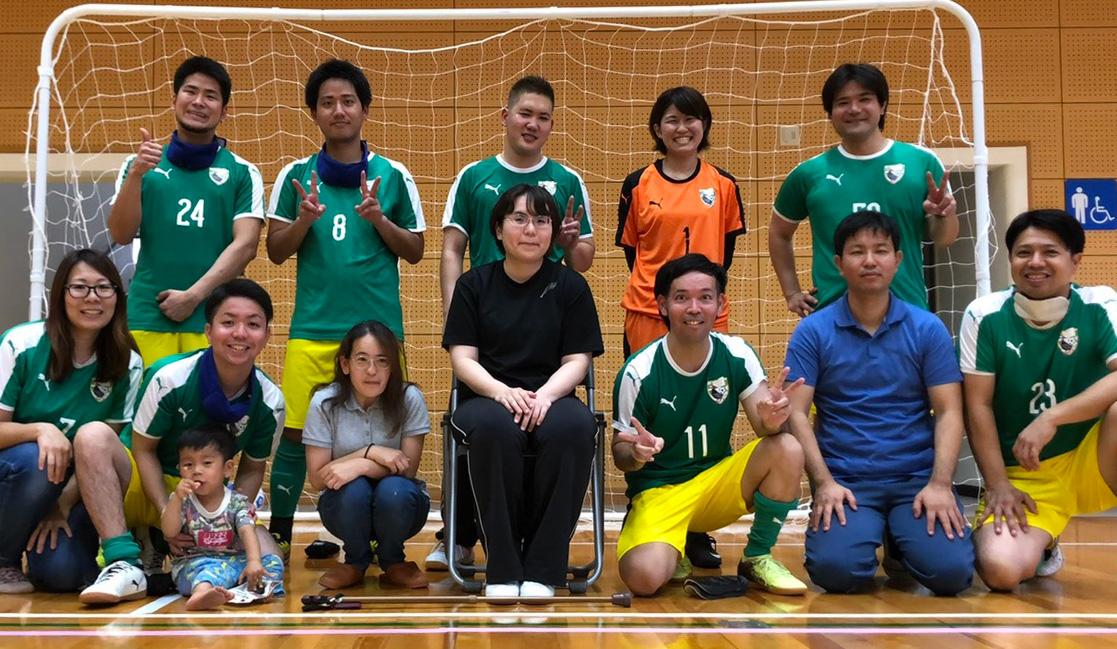 琉球Agachiの集合写真