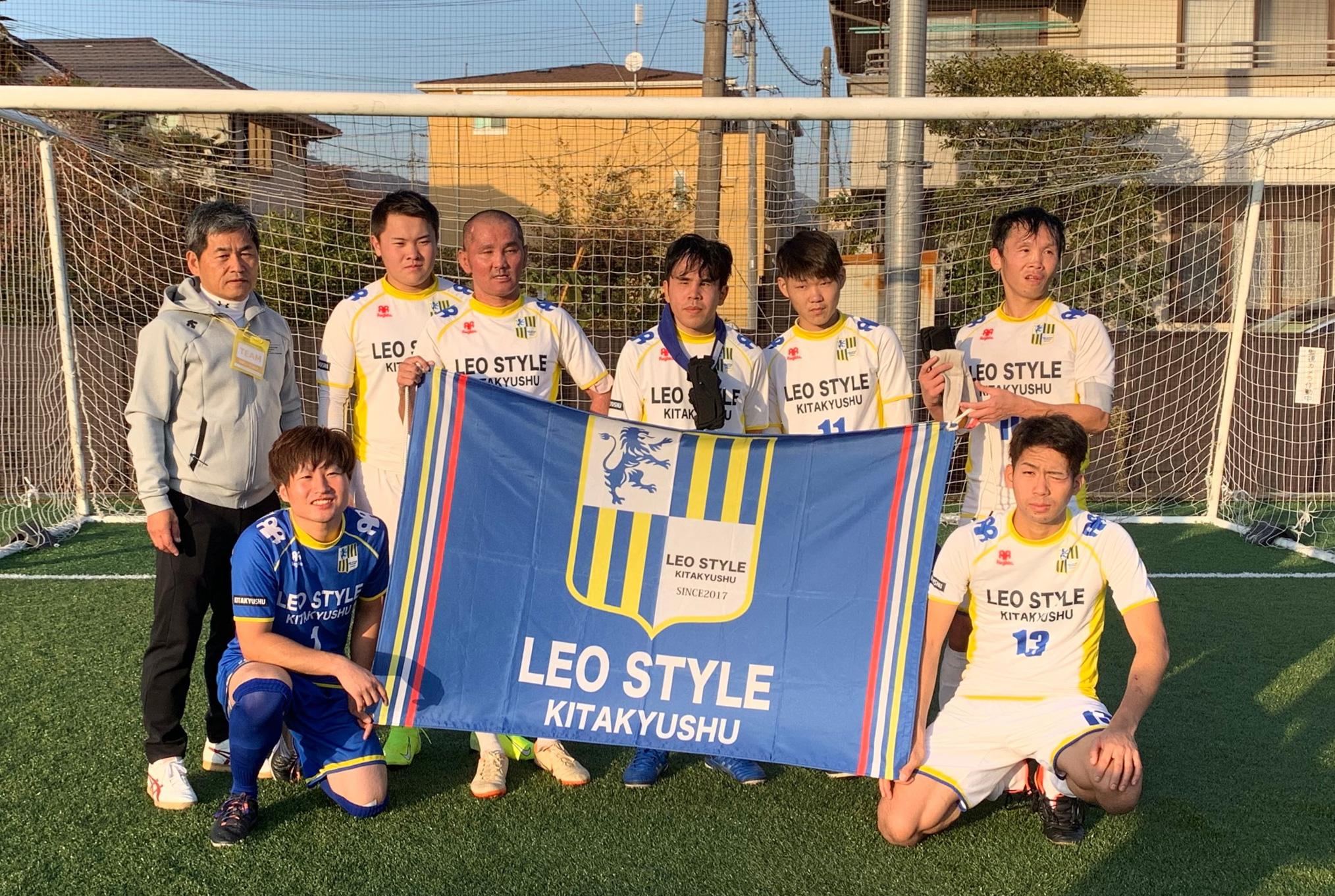 LEO STYLE 北九州の集合写真